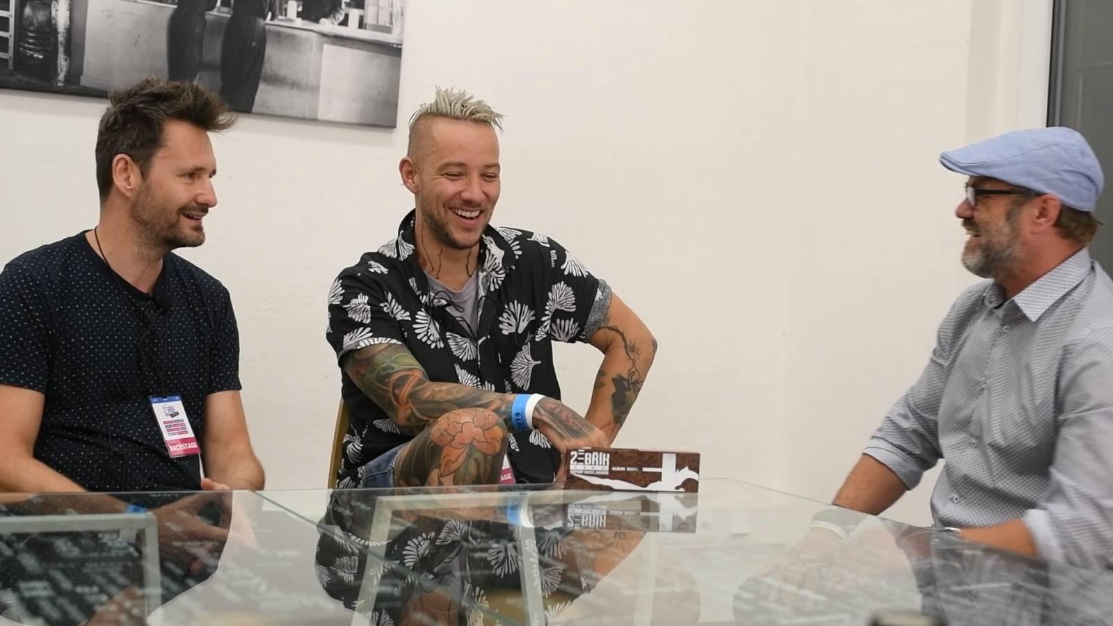 VIDEOROZHOVOR | Skyline: Lidé si teď váží, že mohou jít ven a vidět oblíbené kapely