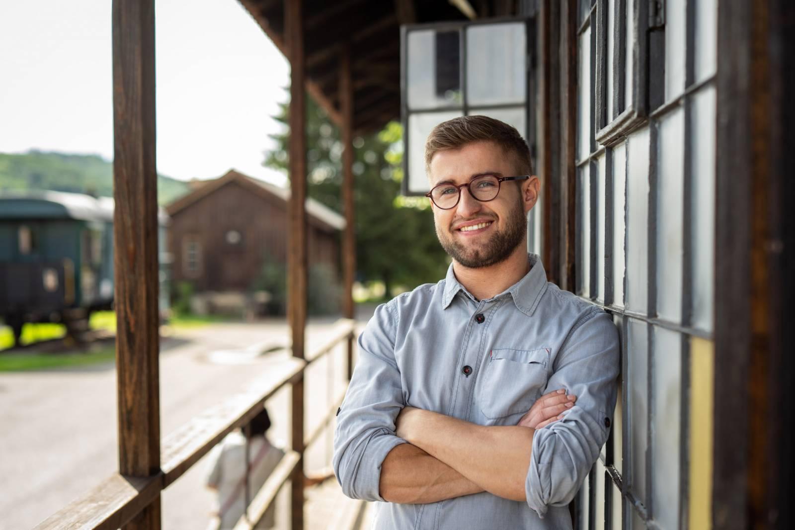 ROZHOVOR   Michal Horák: Nové album je vypracovanější a vyspělejší, přestože zůstávám u jakéhosi trapnohumoru