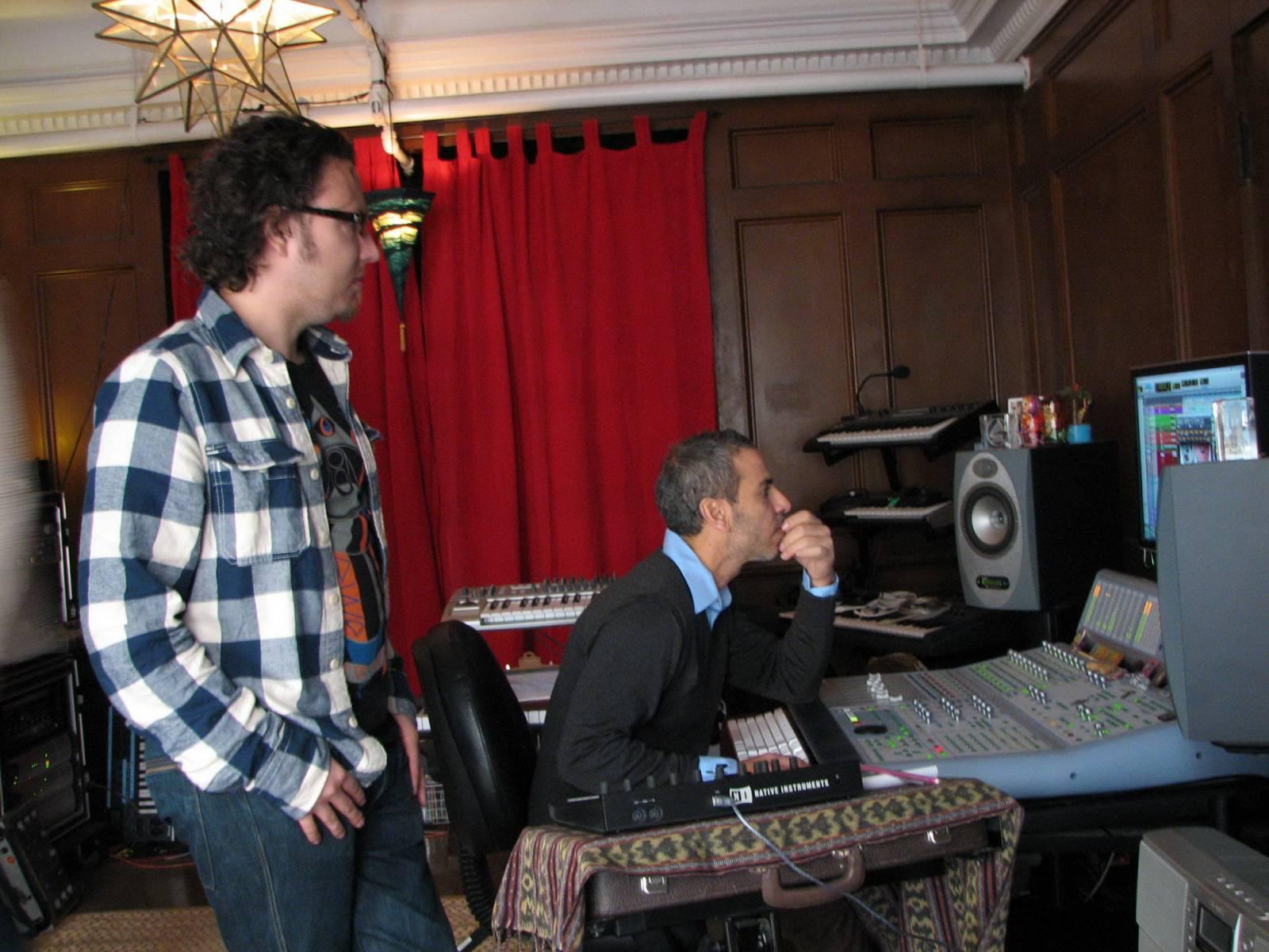 Carmen Rizzo: dělal pro Alanis Morissette a Coldplay, teď pomáhá Slovákům