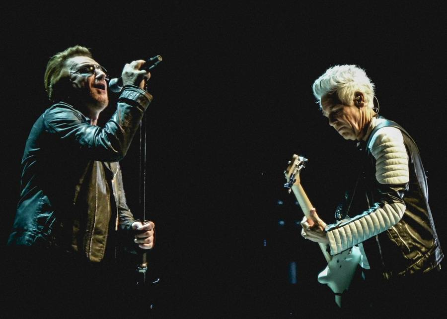 Daniel Landa, Lollapalooza i U2: TOP 16 fotek září