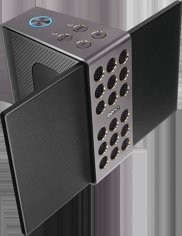 BenQ treVolo: přenosný bluetooth reproduktor, který umocní poslech hudby z mobilu nebo tabletu