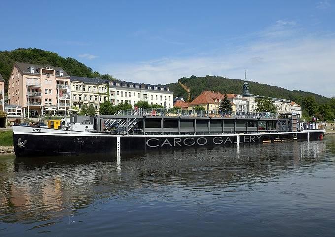 Kam za zábavou na lodi: 5 prosincových tipů do Cargo Gallery
