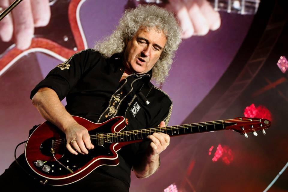 7 milníků kariéry Briana Maye: Výroba vlastní kytary, Queen a Freddie Mercury i turné s Kerry Ellis