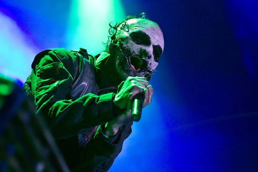 Maskovaní Slipknot, energičtí Imagine Dragons i bubnující Ellie Goulding: TOP 12 fotek ledna