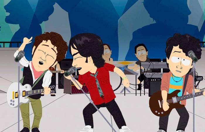Bono jako h*vno, Justin Bieber s rozdrcenou hlavou: TOP 10 hudebníků, ze kterých si utahovali v South Parku