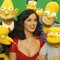 TOP 10 hudebníků, kteří se objevili v Simpsonech: Lenny Kravitz na táboře i Katy Perry z masa a kostí