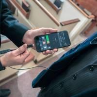 Zvukový pult v kapse – Sennheiser ClipMic nahrává 24/96 do iPhonu