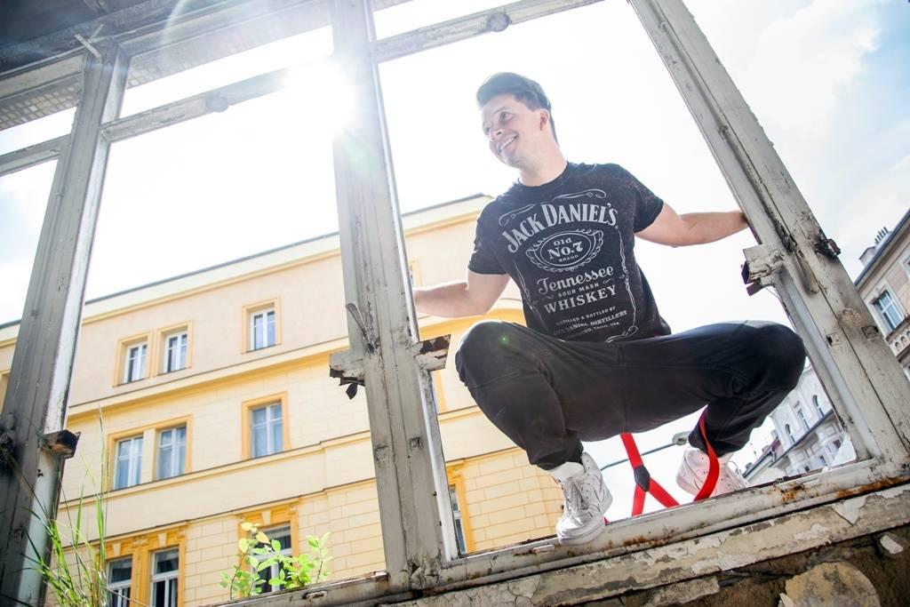 Karel Kašák: Život je super párty, sedět někde v koutě by byla neskutečná škoda