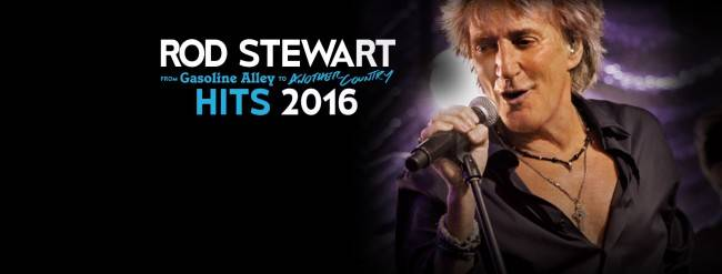 Rod Stewart se chystá na Prahu: charakteristický chraplák v pěti hitech