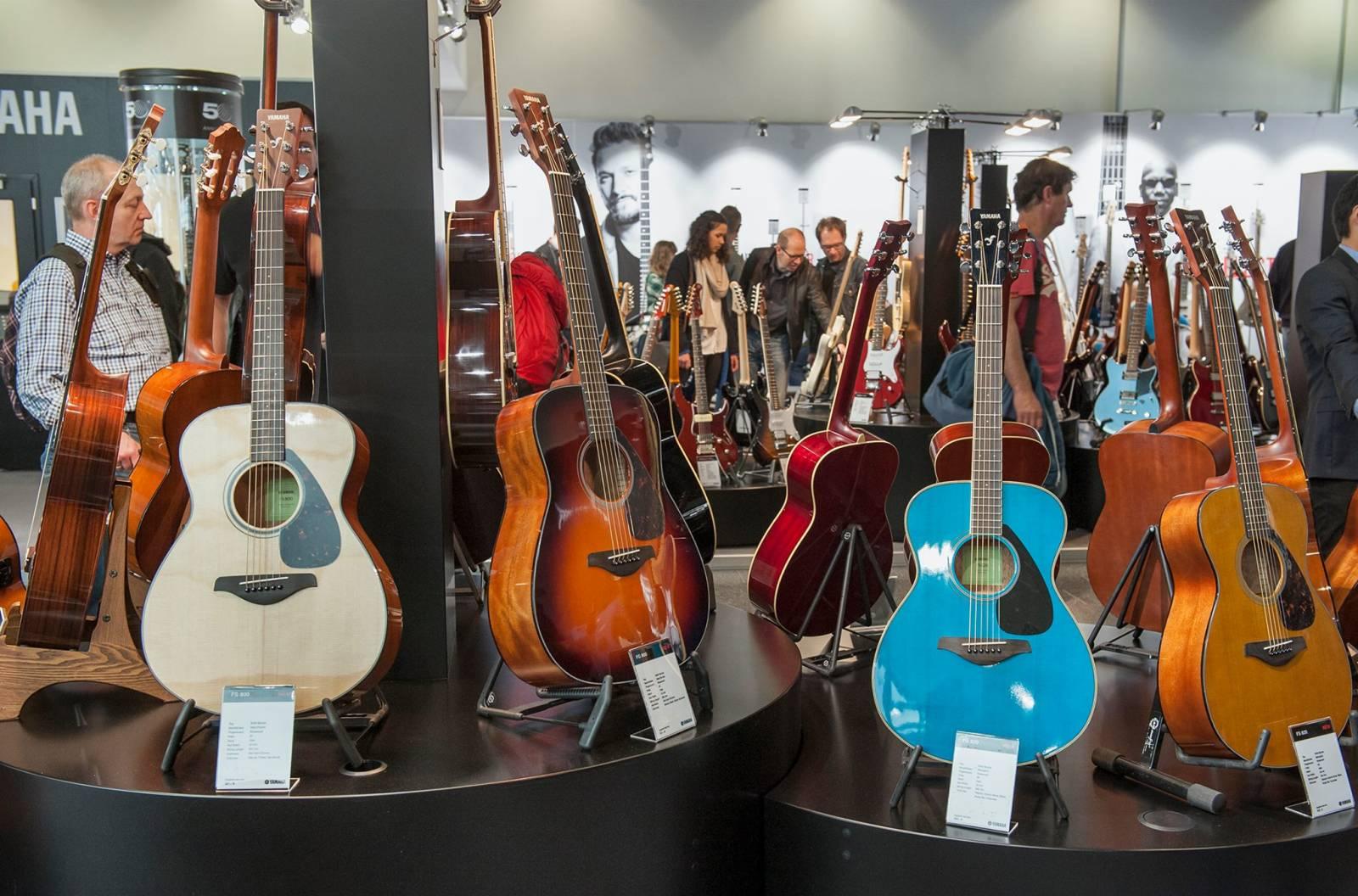 Musikmesse 2017 – lepší než kdy dřív!