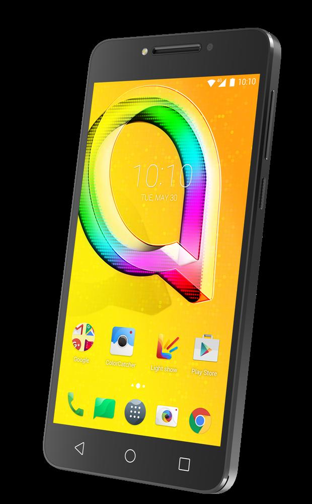 Nechte zazářit své já s Alcatel A5 LED, prvním smartphonem na světě se světelným krytem