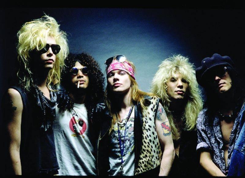 Guns N' Roses - TOP 7 očekávaných songů pražského koncertu