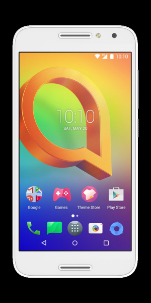 Alcatel A3 - stylový smartphone s chytrou čtečkou za rozumnou cenu
