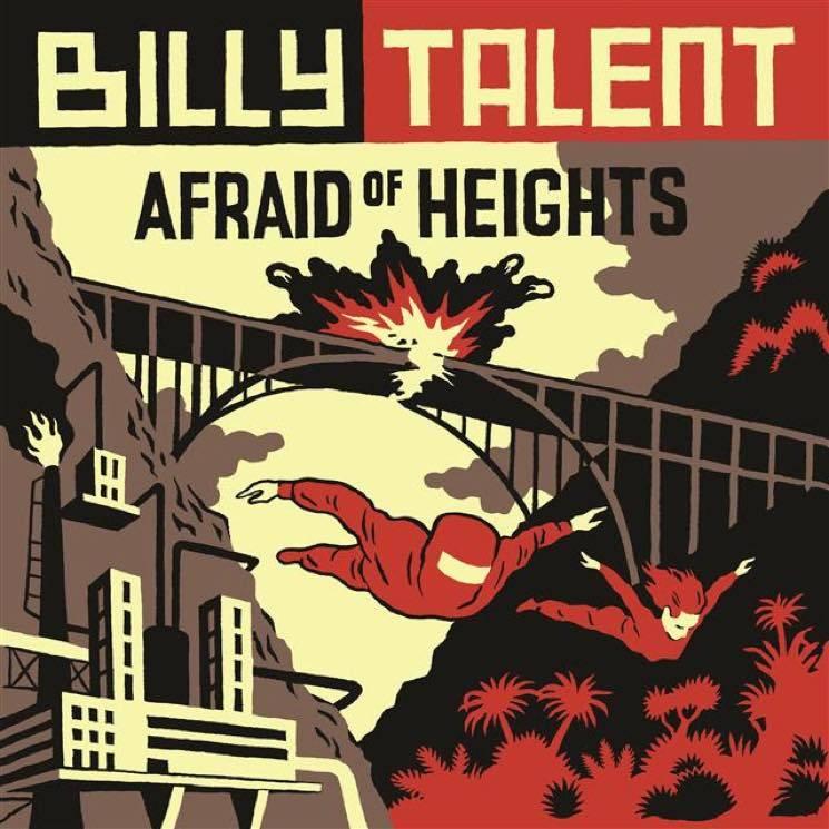 TOP 5 hitů Billy Talent: O krachujících vztazích, drogách a nenaplněných snech