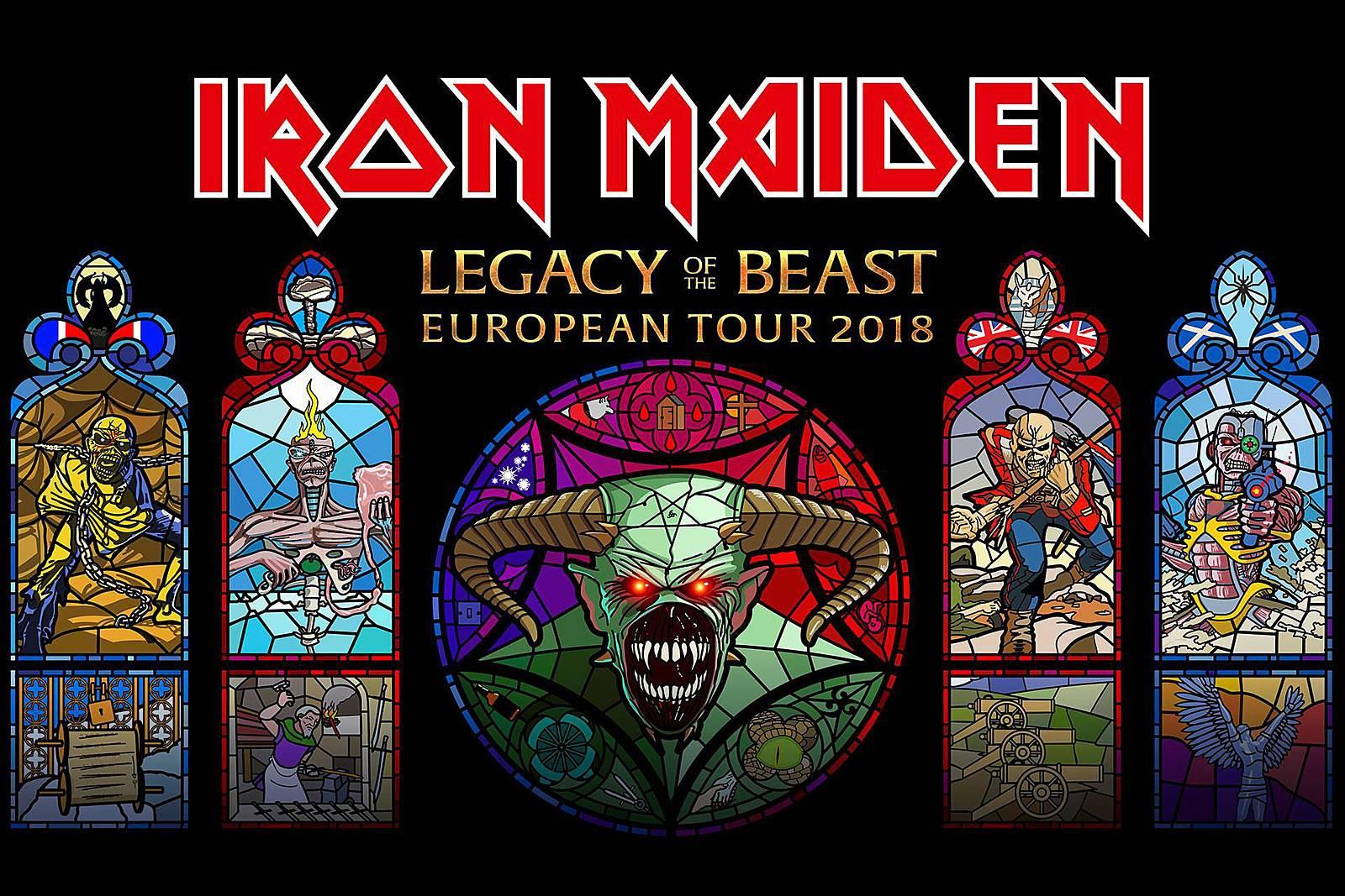 Iron Maiden: TOP 5 překvapení v setlistu, které slibuje pražský koncert