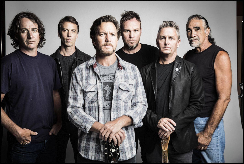 TOP 5 nejlepších alb Pearl Jam