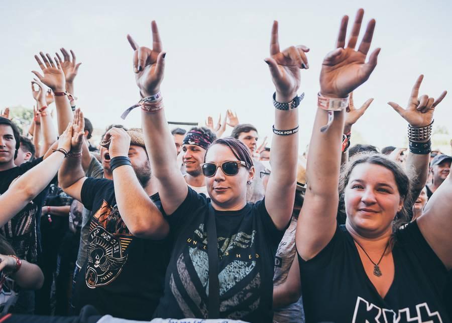 TOP 6 Rock for People: Originální kostýmy, přátelské kapely nebo skvělí The Prodigy či Skillet