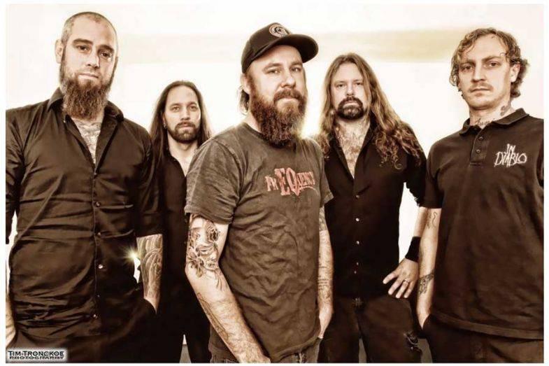 TOP 10 očekávaných hard & heavy alb pro rok 2019: Slipknot, AC/DC nebo Pearl Jam
