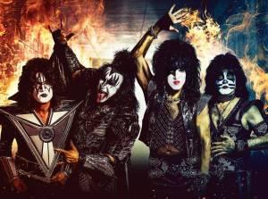 Na co se těšit v červnu: Do Prahy dorazí Kiss, Slipknot nebo Phil Collins, své brány otevře Votvírák