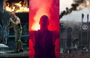 TOP 6 nejlepších momentů z koncertů Rammstein v Praze