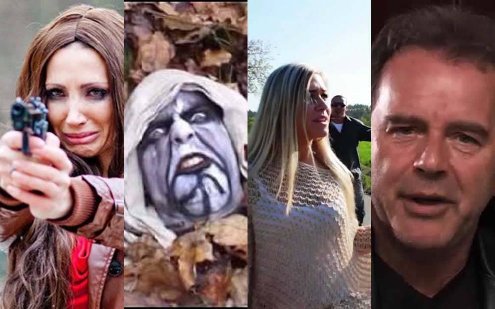 TOP 11 nejdivnějších českých klipů: Bizarní podívanou nabízejí Dáda Patrasová, Dalibor Janda, Lucie Vondráčková i Jakub Smolík