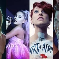 Na co se těšit v září: Velké koncerty Ariany Grande i Michaela Bublého, nová alba Iggyho Popa, Pixies nebo Liama Gallaghera
