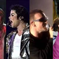 TOP 15 nejpamátnějších koncertů u nás (I.): Pink Floyd, Michael Jackson, Rolling Stones i Metallica