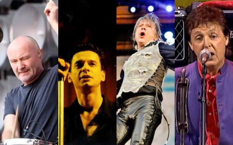 TOP 15 nejpamátnějších koncertů u nás (II.): Paul McCartney, Madonna, Depeche Mode, Linkin Park i Coldplay