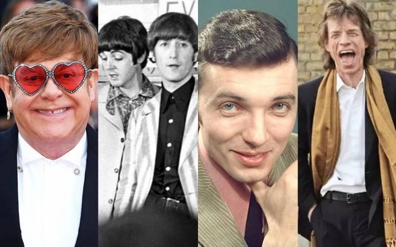 TOP 5 bizarních coverů Karla Gotta: předělal Eltona Johna, Beatles i Rolling Stones