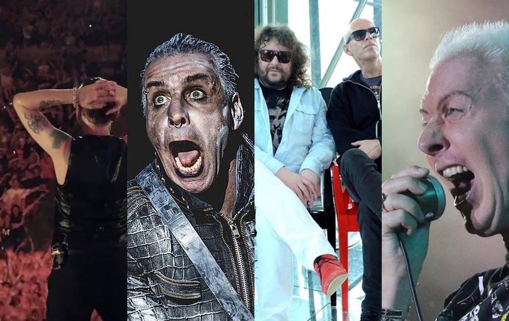 Na co se těšit v listopadu: Depeche Mode nebo Slayer v kině, koncerty J.A.R. i Lucie a kupa nových alb