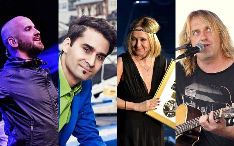 ANKETA: Co znamená 30 let svobody pro 30 hudebníků? (II.) Odpovídají Bára Basiková, No Name, David Stypka nebo Rybičky 48