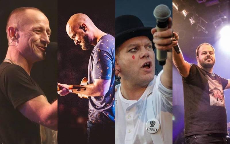 ANKETA: Co znamená 30 let svobody pro 30 hudebníků? (III.) Odpovídají Matěj Ruppert, Pokáč, Xindl X, Wohnout i Mig 21