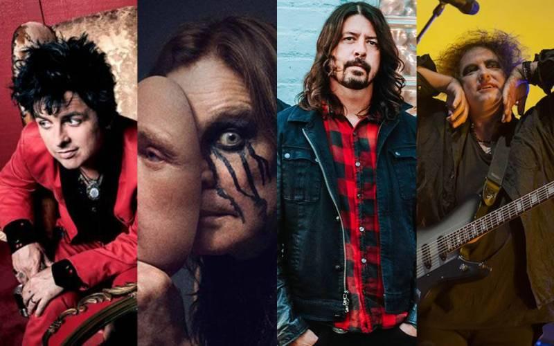 TOP 10 nejočekávanějších zahraničních alb roku 2020: Ozzy Osbourne, The Cure, Foo Fighters i Green Day