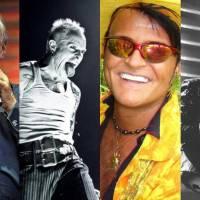 TOP 10 hudebních osobností, které zemřely v roce 2019: Karel Gott, Marie Fredriksson nebo Věra Bílá