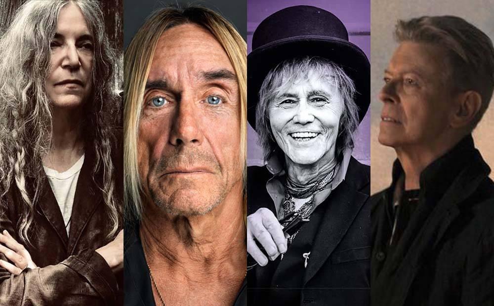 TOP 5 písní, které napsal Ivan Král. Nazpívali je Patti Smith, Iggy Pop, David Bowie, Pearl Jam i U2