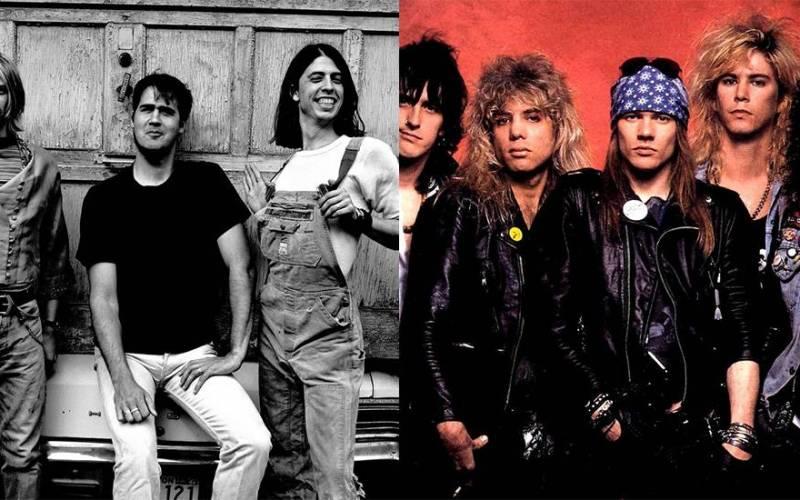 TOP 7 | Hity, které vznikly jako vtip: Žebříčky s nimi dobývali Nirvana, Guns N' Roses i Kings Of Leon