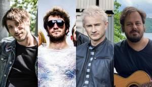 ANKETA #5: Škarohlíd vzpomíná na Ozzyho, Xindl X na Guns N' Roses. Osudová alba českých muzikantů
