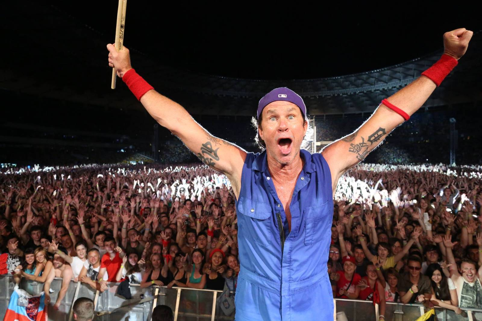 Vedlejšáky Red Hot Chili Peppers | Chad Smith