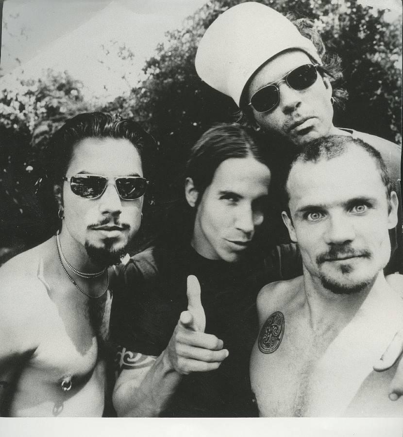 Vedlejšáky Red Hot Chili Peppers | Anthony Kiedis