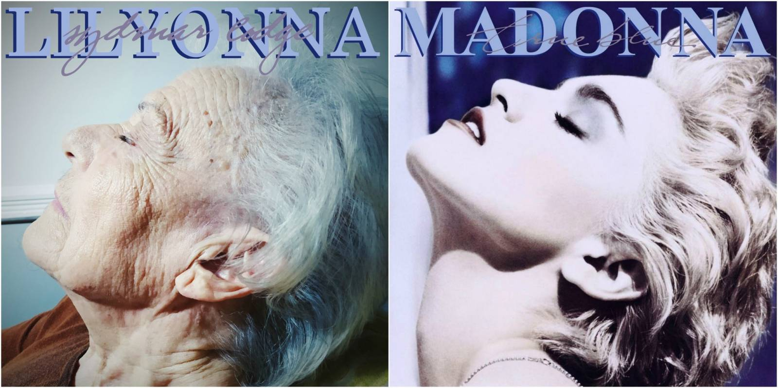 Senioři pózovali na přebalech alb Madonny, Blink-182, Michaela Jacksona a dalších