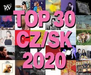 TOP 30 | Nejzajímavější tuzemské desky roku 2020