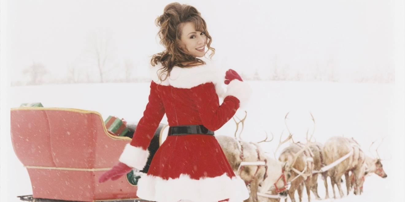 TOP 20 vánočních písní. Mariah Carey versus Queen, Lemmy, G.G. Allin, Run-D.M.C. a další