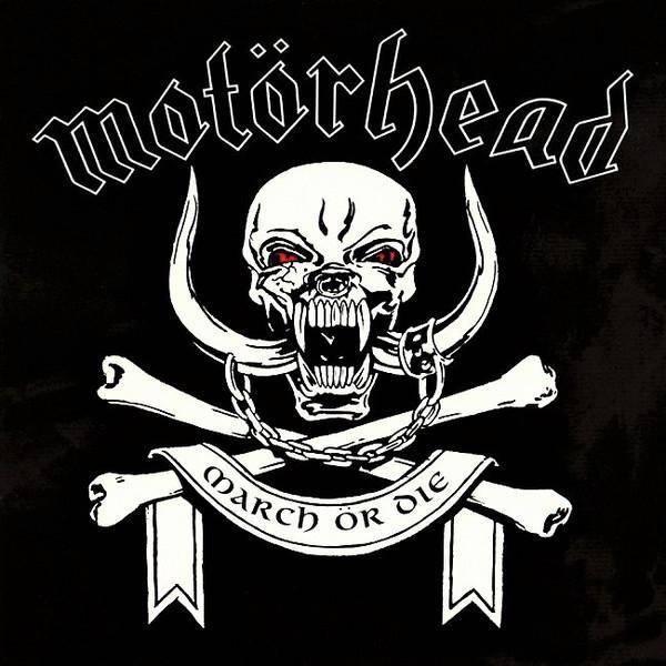 MOTÖRHEAD: Kompletní diskögrafie Aneb inventura Lemmyho stroje na rock'n'roll