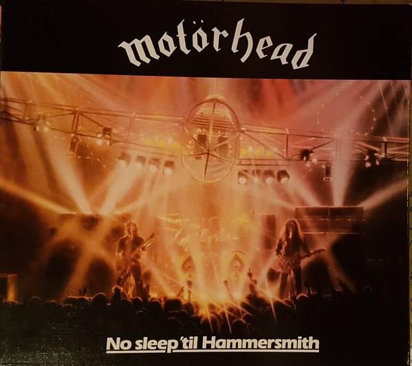 MOTÖRHEAD: Komentovaná diskögrafie do roku 1995