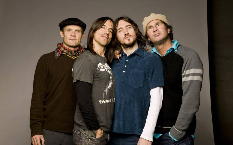 TOP 10 | V roce 2021 vydají alba Red Hot Chili Peppers, Foo Fighters, Sting, Serj Tankian a další