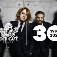 ANKETA: Rock Café slaví třicet let. Přejí mu členové Vypsané fiXy, John Wolfhooker, Zvíře jménem Podzim a další