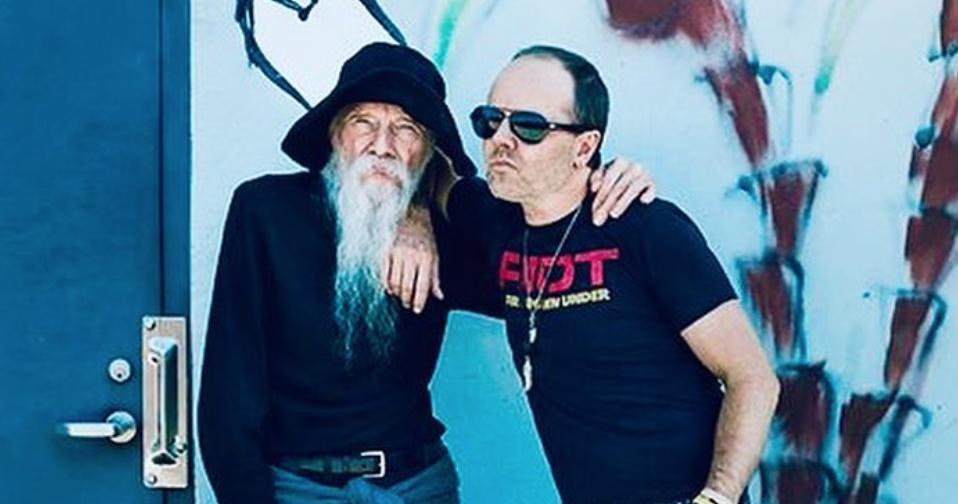 Otec Larse Ulricha z Metalliky vydal album. Je mu 92 let