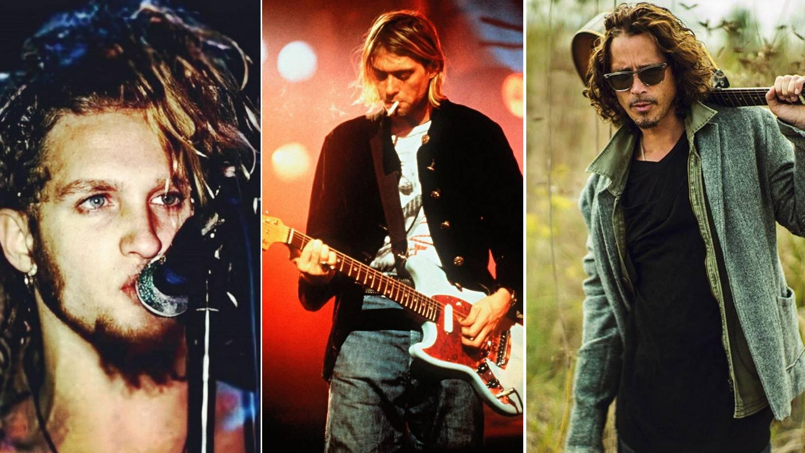 ANKETA | Fenomén grunge: české rockery nejvíce ovlivnili Nirvana, Pearl Jam i Alice In Chains