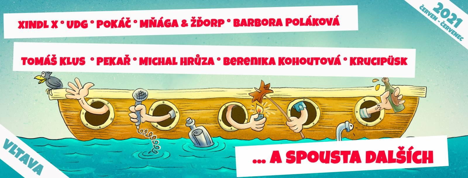 Na co se těšit v červnu: Mirai chystají autokoncerty, Tomáš Klus, Mňága a Žďorp nebo Sebastian zahrají na lodi a Marek Ztracený startuje turné