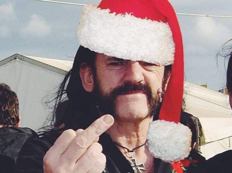 TOP 10 zvrhlých a ujetých vánočních songů: Ramones, Megadeth nebo Lemmy Kilmister